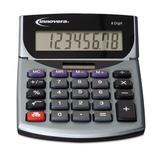 Innovera 15927 Handheld Calculator, Eight-Digit LCD ( pack of 2)