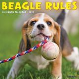 Willow Creek Press Beagle Rules 2022 Wall Calendar