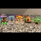 Disney Toys   Disney Animator'S Collection Littles Houses   Color: Tan   Size: Osg