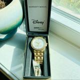 Disney Accessories   Nwt Disney Mickey Mouse Watch   Color: Gold   Size: Os
