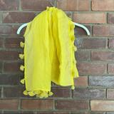 J. Crew Accessories   J Crew Scarf   Color: Yellow   Size: Os