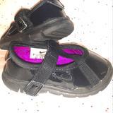 Nike Shoes   Euc Adorable Infant Nike Black Girls Mary Jane 3c   Color: Black   Size: 3bb