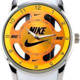 Nike Accessories | Nike Watch - Yellow Analog Wristwatch Nike | Color: White/Yellow | Size: Yellowwhite