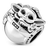 The Child Charm by Pandora Jewelry Star Wars: The Mandalorian - Official shopDisney®