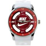 Nike Accessories | Nike Sports Watch Analog Red White | Color: Red/White | Size: Os