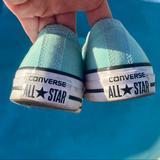 Converse Shoes   Euc Chuck Taylor All Star Unisex (Womens Size 8)   Color: Blue   Size: 8