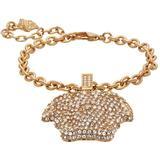 Gold 'la Medusa' Bracelet - Metallic - Versace Bracelets