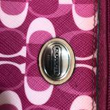 Coach Bags   Laptop Bag ( For Mini Ipad)   Color: Pink   Size: Os