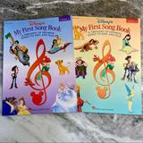 Disney Other   Disneys My First Song Books Volume 1 & 2   Color: black   Size: Os