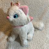 Disney Toys | 12 Marie Cat Aristocats Toy Plush | Color: Pink/White | Size: Osbb