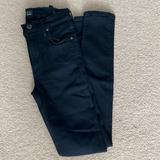 Anthropologie Jeans   Citizens Of Humanity Rocket Jeans   Color: Black   Size: 27