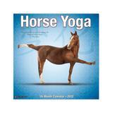 Willow Creek Press Calendars Various - Horse Yoga 18-Month 2022 Wall Calendar