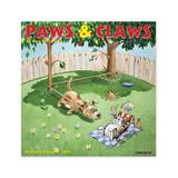 Willow Creek Press Calendars Various - Gary Patterson's Paws & Claws 18-Month 2022 Wall Calendar