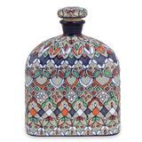 Ceramic decanter, 'Guanajuato Festivals'