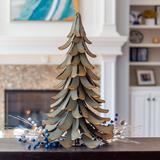 Christmas Blue Atlas Cedar Tree - Grandin Road