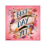 Willow Creek Press Calendars Various - Best Day Yet 18-Month 2022 Wall Calendar
