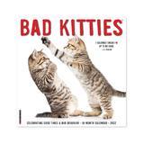 Willow Creek Press Calendars Various - Bad Kitties 18-Month 2022 Wall Calendar