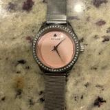 Gucci Accessories | Gucci Womens Diamond Watch | Color: Pink/Silver | Size: Os