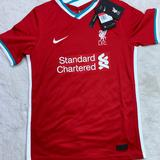 Nike Shirts & Tops   Nike Youth Liverpool Fc Soccer Jersey Red Youth L   Color: Red   Size: Youth Large