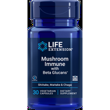 Mushroom Immune with Beta Glucans, 30 vegetarian capsules