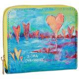 Leoma Lovegrove Heart Printed Wallet