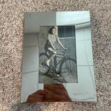 Kate Spade Accents   Kate Spade Picture Frame   Color: Silver   Size: 4x6 Frame