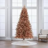 Rose Gold Shimmer Full Profile Tree - Frontgate - Christmas Tree