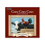 LANG Calendars MULTI - Cows Cows Cows 2022 Wall Calendar