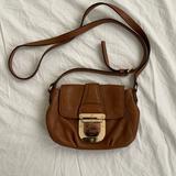 Michael Kors Bags   Brown Leather Michael Kors Cross Body Bag   Color: Brown   Size: Os