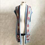 Ralph Lauren Jackets & Coats   Chaps Ralph Lauren Southwestern Blanket Vest 2x   Color: Blue/Red   Size: 2x