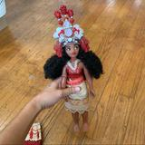 Disney Toys | Moana Talking Doll | Color: Red/Tan | Size: Osg