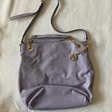 Michael Kors Bags   Lilac Purple Large Leather Michael Kors Purse   Color: Gold/Purple   Size: Os