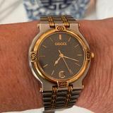 Gucci Jewelry | Gucci 9000m Womens Quartz Watch | Color: Gold/Silver | Size: Os