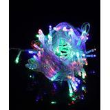 Lamei String Lights Multicolor - Purple & Green Multicolor 100-Bulb LED String Light