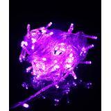Lamei String Lights Purple - Purple 100-Bulb LED String Light
