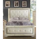Willa Arlo™ Interiors Ryne Upholstered 3 Piece Bedroom Set Upholstered in Brown/Red, Size Queen | Wayfair