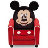 Disney Mickey Mouse Figural Upholstered Kids Chair - Delta Children UP83648MM-1051