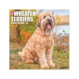 Willow Creek Press Calendars Various - Just Wheaton Terriers 18-Month 2022 Wall Calendar