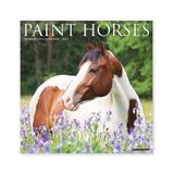 Willow Creek Press Calendars Various - Paint Horses 18-Month 2022 Wall Calendar