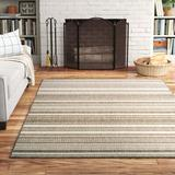 Andover Mills™ Oavia Taupe Area Rug Polypropylene in Brown, Size 110.0 H x 70.0 W x 0.01 D in   Wayfair BCHH1512 34549413