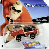 Disney Toys | Disney Hot Wheels Mr. Incredible Character Car | Color: Blue/Red | Size: 1:64 Scale