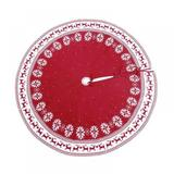 The Holiday Aisle® Christmas Tree Skirt For Holiday Christmas Decorations in Red, Size 1.0 D in | Wayfair AB5A04AE9094423EB7357798E82D8C63