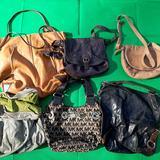 Michael Kors Bags | Lot Of 6 Purses Wholesale Resell Michael Kors Foss | Color: Tan | Size: Os