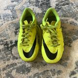 Nike Shoes | Boys Size 5 Youth Nike Soccer Cleats For Soccer | Color: Black/Yellow | Size: 5b
