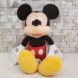 Disney Toys | Disney Mickey Mouse Plush Mickey Mouse & Friends P | Color: Black/Red | Size: Osbb