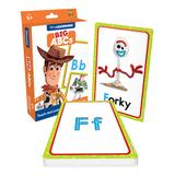 Disney Learning Printed Flash Cards - Toy Story 4 Big ABCs Flash Cards