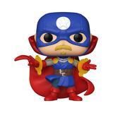 Funko Action Figures - Marvel Infinity Warps Soldier Supreme POP! Figure
