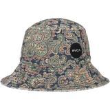 """""""Women's RVCA Blue Low Down Bucket Hat"""""""