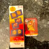 Disney Toys | Disneys Lion King Memory Game & Puzzle Nwt | Color: Orange/White | Size: Puzzle 5 In X 7 In