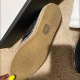 Gucci Shoes | Gucci Espadrilles Wore Twice!! Size 912 | Color: Black | Size: 9.5